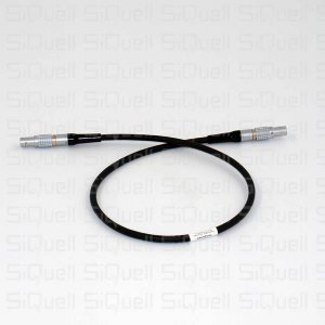 SiQuell - Powercable for Teradek Lemo 2-pin