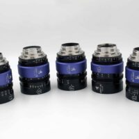 SPIRIT-LAB – CINE PRIME LENS SET (EX DEMO)