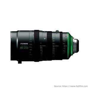 FUJINONPremista 80-250mm T2.9-3.5 Zoom LensPMS80250