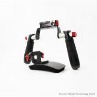 ShapeQuick Handle Rod Bloc (USED) incl. Kamerar Socom Shoulder PadSiQ.US.Sh-Handle.01