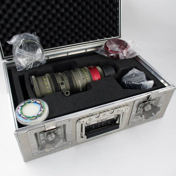 Angenieux – EZ1 Zoom 15-40mm (EX-Demo) incl. Case