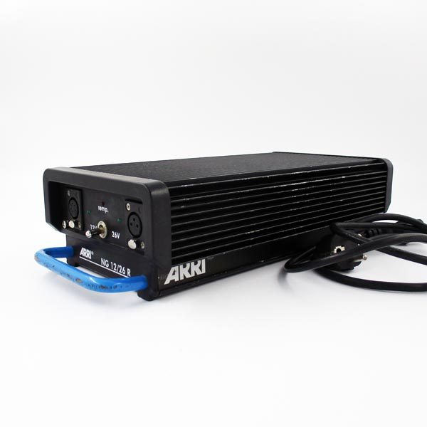 ARRI – Power Supply 26V NG12/26R (USED) K2.47351.0