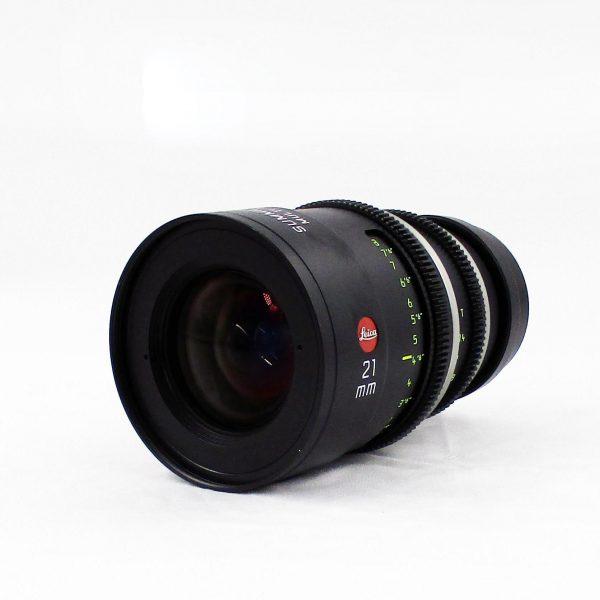 Leica (Leitz-Cine) – Summilux-C 21mm Prime (USED)