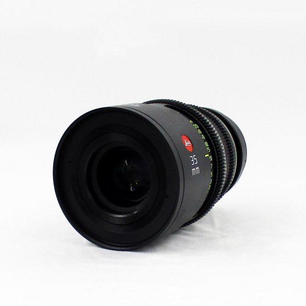 Leica (Leitz-Cine) – Summilux-C 35mm Prime (USED)