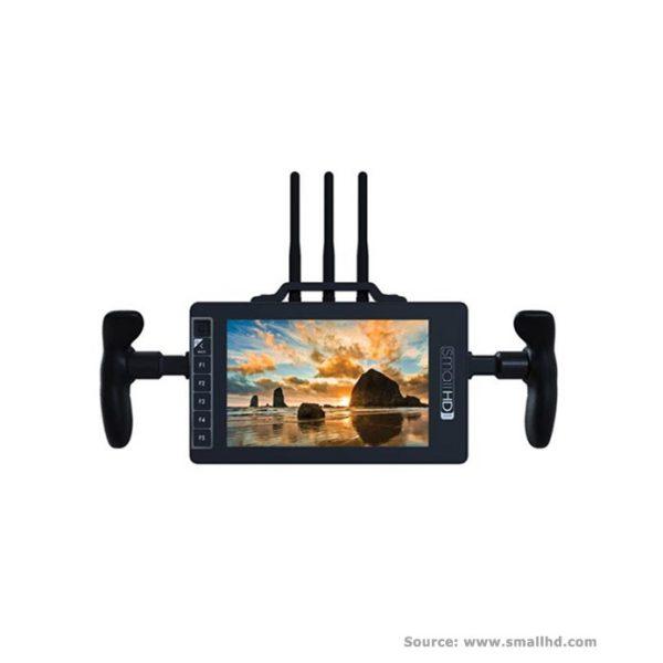 SmallHD703 Ultrabright SK RX Director's Bundle (V-Mount)SHD-MON-703-SK-RX-VM